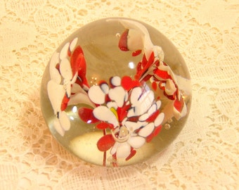 Collectible Glass Paperweight