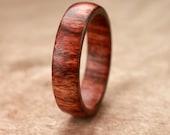 Size 12.75 - Black Poisonwood Ring No. 78