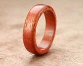 Size 5.75 - Chakte Viga Wood Ring No. 34