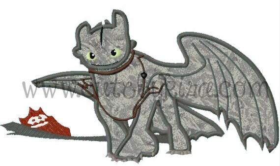 Dragon Applique Designs Training Dragon Applique