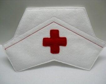 Nurse Dress Up Hat