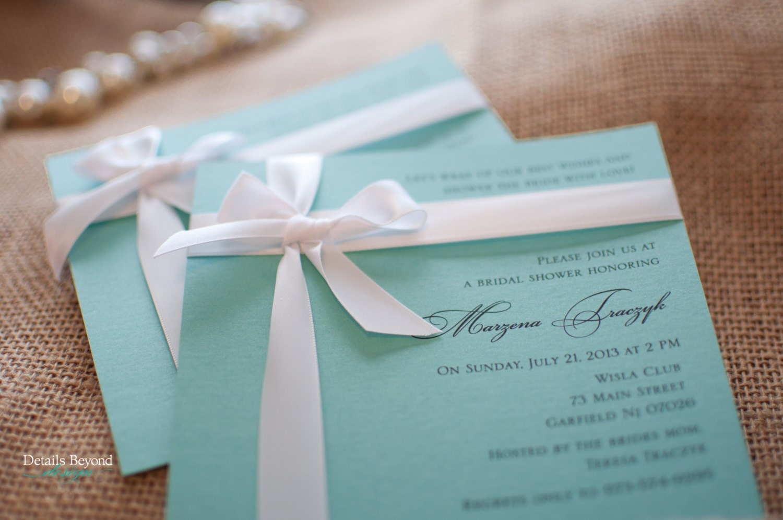 white ribbon – OnePaperHeart – Stationary & Invitations