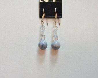 Blue Adventurine earrings