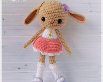 PDF Crochet Pattern - NumNim