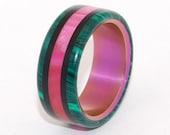 wedding rings, titanium rings, wood rings, mens rings, Titanium Wedding Bands, Eco-Friendly Wedding Rings, Wedding Rings - NO DRAMA HERE!