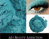 Mineral Eye Shadow-Turquoise