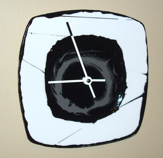 Modern Wall Clock Unique Wall Clock Plate Clock By