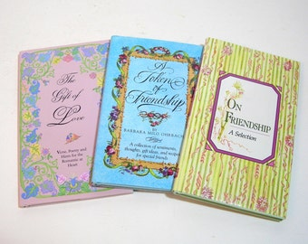 Love And Friendship Gift Books