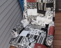 Popular Items For Patchwork Chair On Etsy