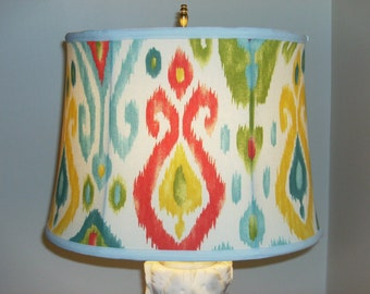 Modern Oval Lampshade
