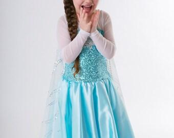 Frozen costume Elsa inspired costume 5/6