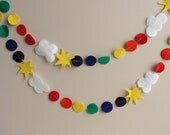 RESERVED LISTING for Jamika  8 foot garland
