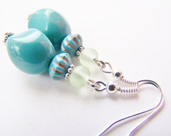 Salt Air - FREE SHIPPING WAI - affordable earrings - weddings - bridesmaids - beautiful gift - beach - sale - Fall - Winter - holiday gifts