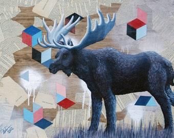 Moose Cubed