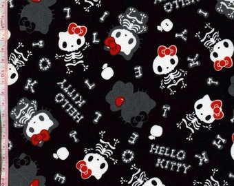 Hello Kitty Skulls FQ