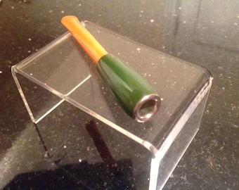 1940s Ejecto Bakelite Cigarette Holder.  You Choose Color.