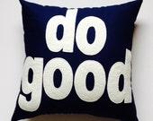 do good Pillow