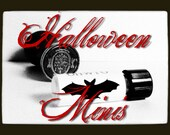 HALLOWEEN MINIS perfume oil- vegan ***Choose Your Scent***