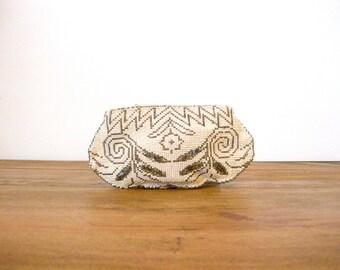 Art Deco Clutch // 1930s Handbag