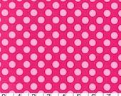 1/2 yard - Ta dot in Confection, Michael Miller Fabrics
