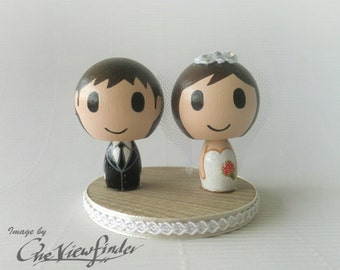 Customise Wedding Cake Topper