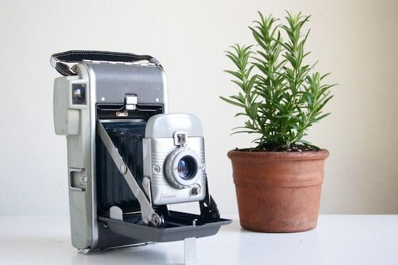 Polaroid Camera, Land Camera Model 80