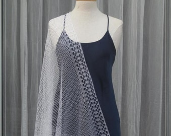 Bridal Veil in Silk