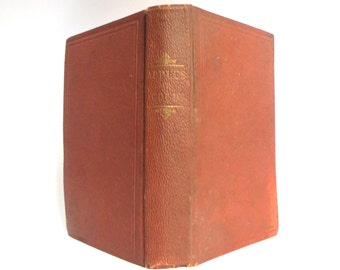 Apples of Gold or Fruit From The Living Vine by David F. Newton 1878