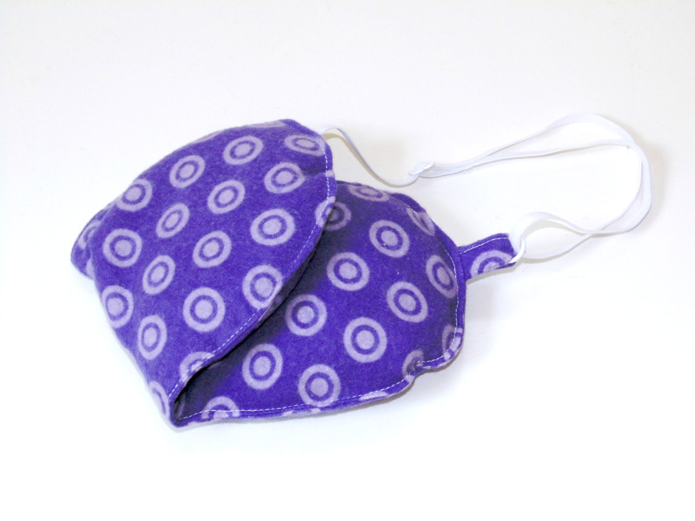 Lavender Animal Eye Pillows : Eye mask lavender mask sleep pillow purple by NancyEllenStudios