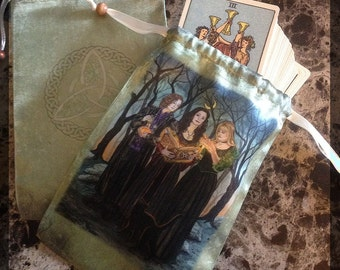Bell, Book, and Candle, Coven of Witches Tarot Bag