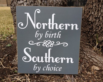 Southern Signs Etsy