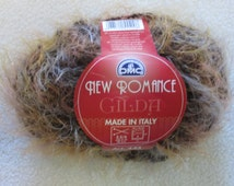 DMC New Romance Yarn Gilda Color No. 1311 Brown  Art. No. 443