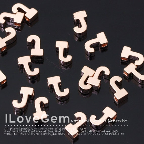 letters in alphabet np 1458 gold plated mini pendant alphabet letter 1458