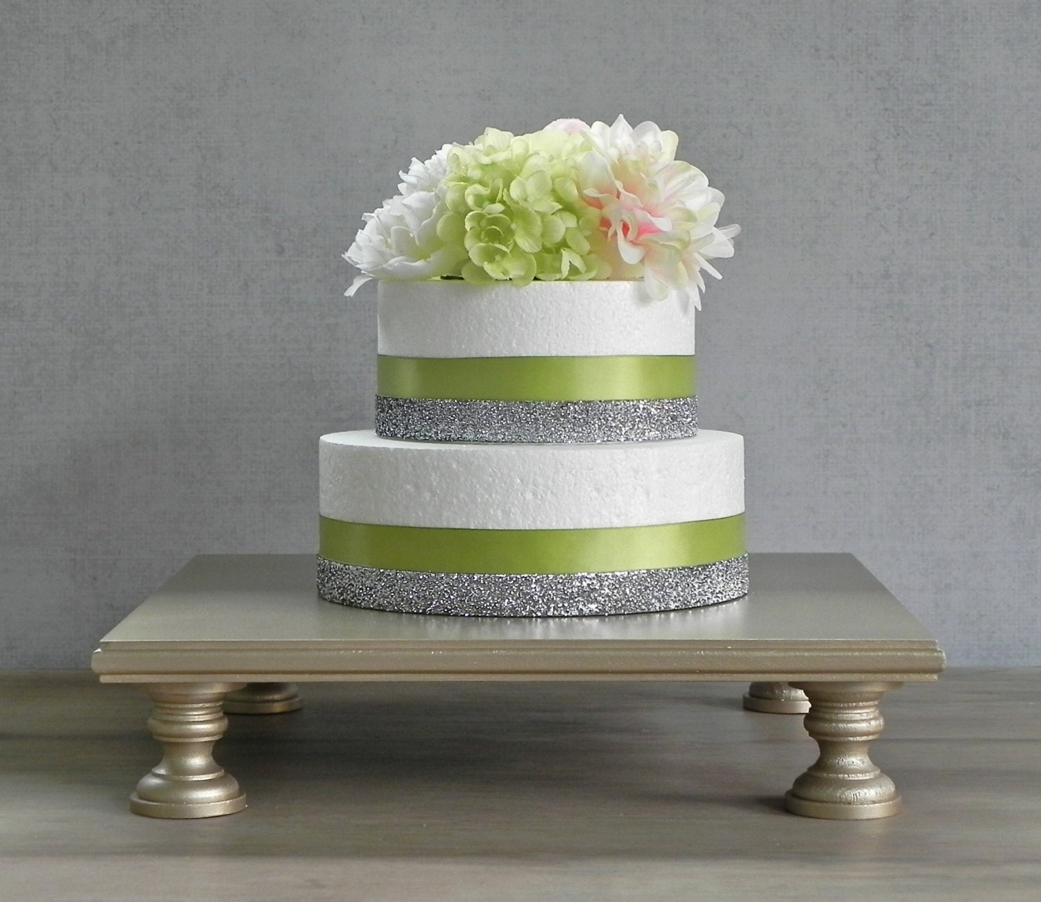 square cake stands for wedding cakes 14 wedding cake stand champagne square cupcake by 20356