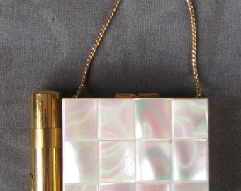 Sweet Chic MOP 2 Sided Compact Lip stick Carry all