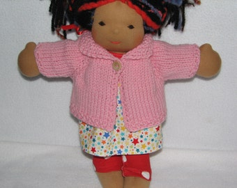 Doll Sweater for 13 inch Doll MADE to ORDER