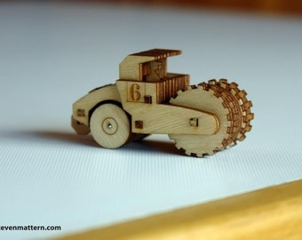 Roller Toy Kit - Build Your Own!