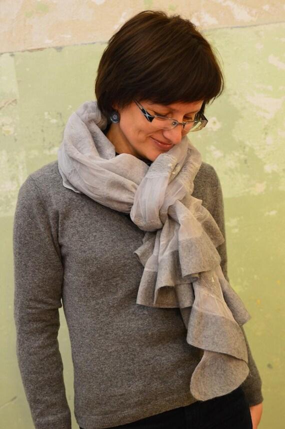 https://www.etsy.com/listing/175412769/grey-handmade-felted-shawl-scarf-for