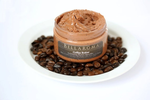 Coffee Butter- EXFOLIATING SHOWER SMOOTHIE
