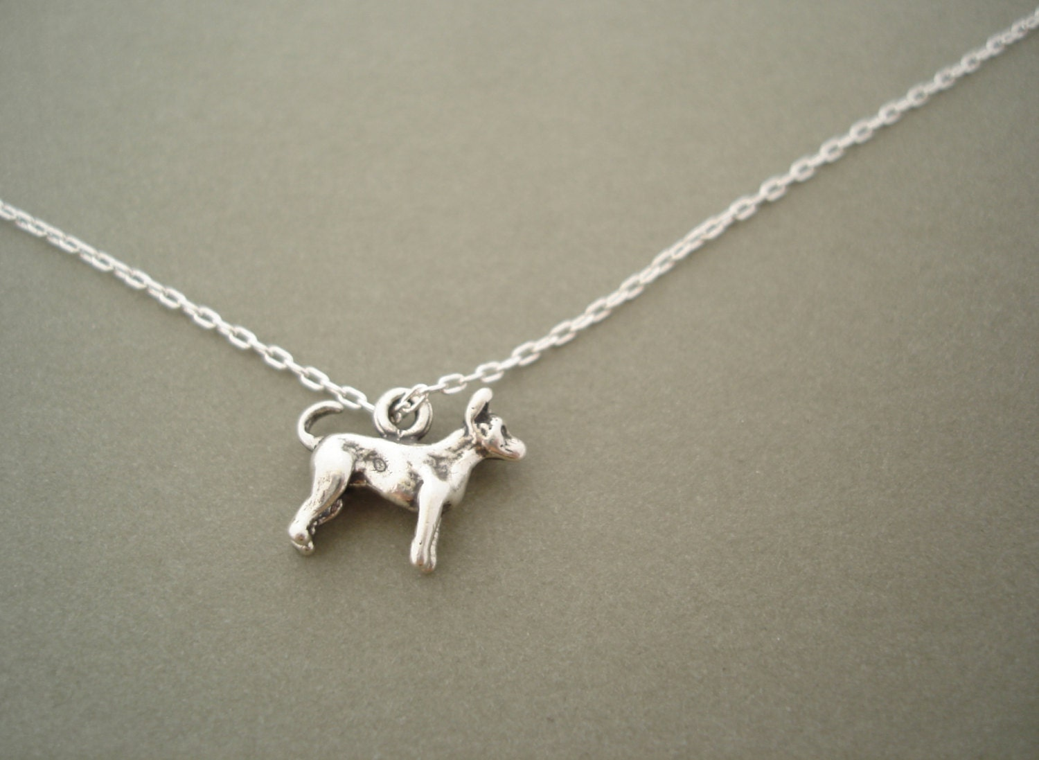 chihuahua necklace gift for a cause animal rescue