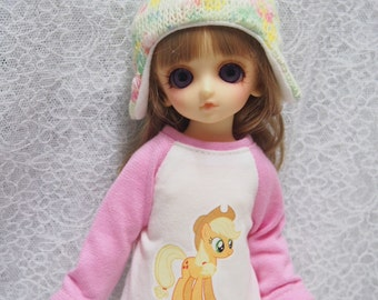 Super Dollfie Yo SD Littlefee Pink Sweater B - My Little Pony