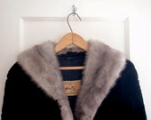Ladies Sheared Beaver Coat - Full Length