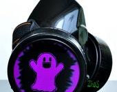 Cyber Mask Cyber Goth Respirator Black  Gas Mask GHOST  BIOHAZARD