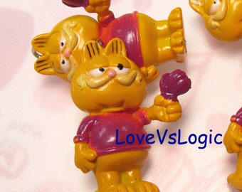 4 Cat Soft Plastic Charms.01.