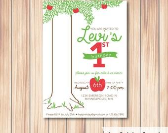Invitation Giving Tree (digital or print)