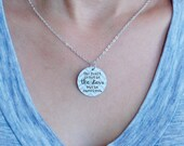 the fault is not in our stars Shakespeare charm necklace