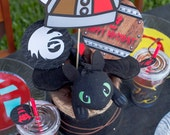 How to Train Your Dragon VIking Printable Party - INSTANT DOWNLOAD
