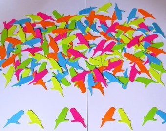 Polly Parrot Confetti-Set of 200
