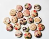 Buttons-Ballet (set of 20)