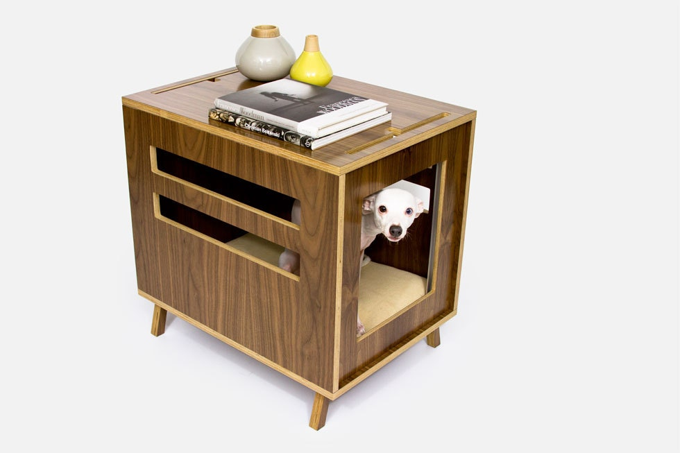 Dwell Crate Mid Century Modern Pet Furniture Dog